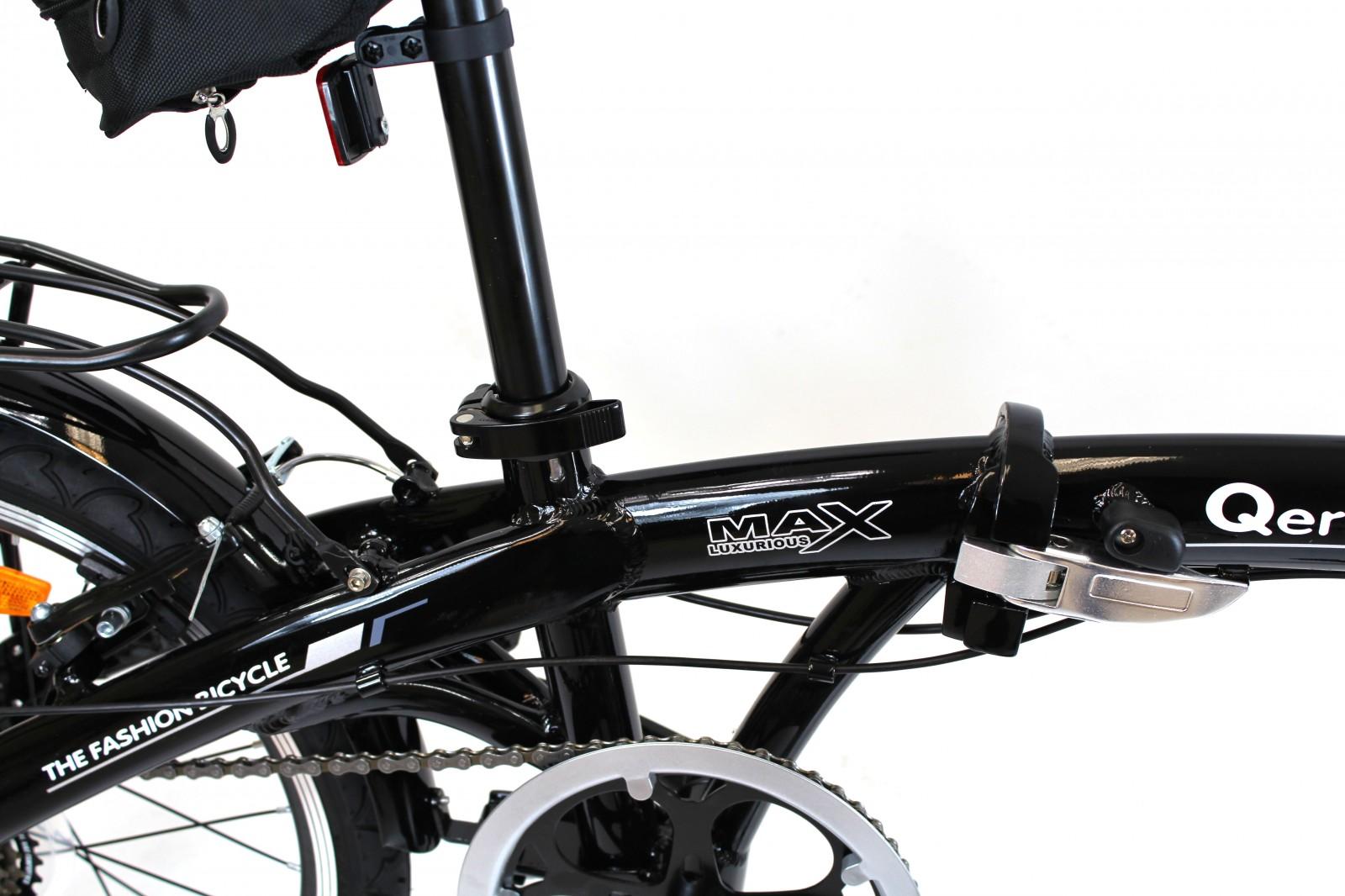 klapprad faltrad 20 aluminium fahrrad klappfahrrad. Black Bedroom Furniture Sets. Home Design Ideas