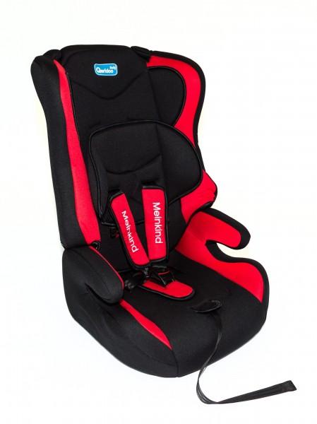 kinder autositz schwarz rot kinderautositz 9 36kg autokindersitz qeridoo senno ebay. Black Bedroom Furniture Sets. Home Design Ideas